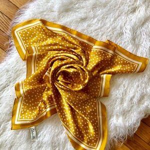 Silk Scarf in Marigold by Cleobella